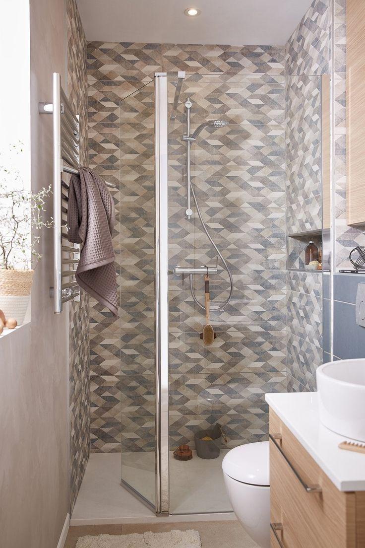 Italienische Dusche Stile Und Trends Leroy Merlin Buanderieblanche Dusche Italienische Bagno Piastrelle Case