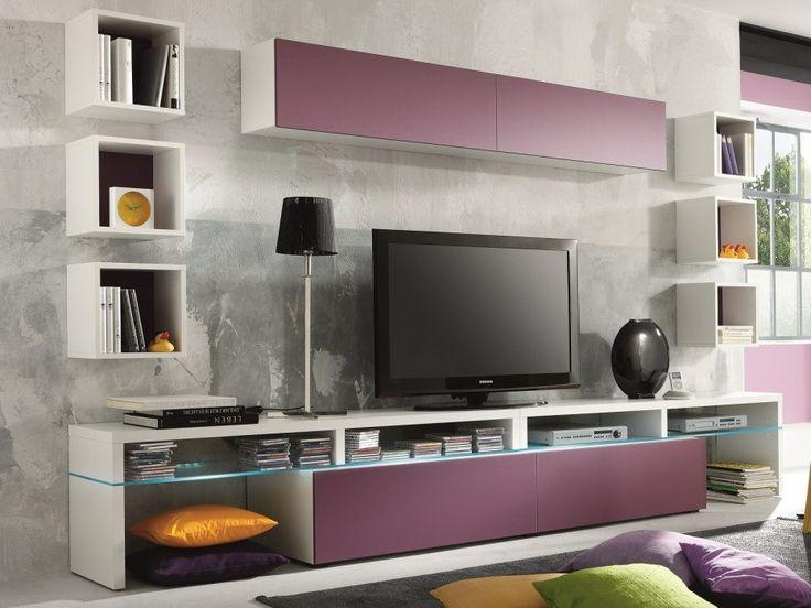 Creative Furniture AMSTERDAM CS 11089 Wall Unit