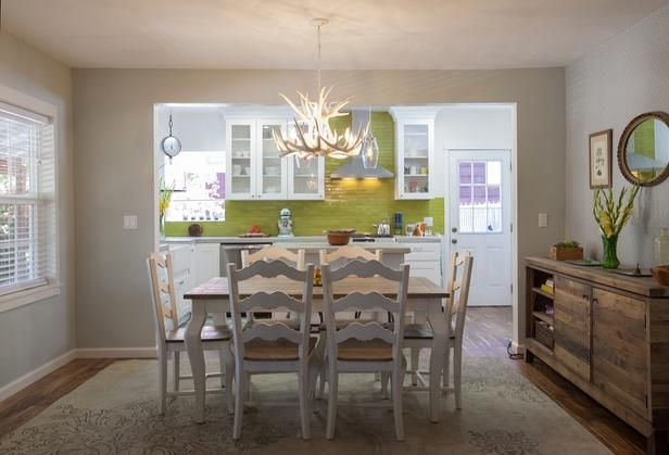 Country Charm - Kitchen and Bath Remodels on HGTV's House Hunters Renovation  on HGTV