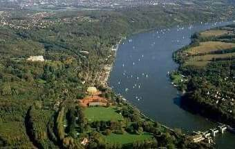 Baldeneysee Essen Germany