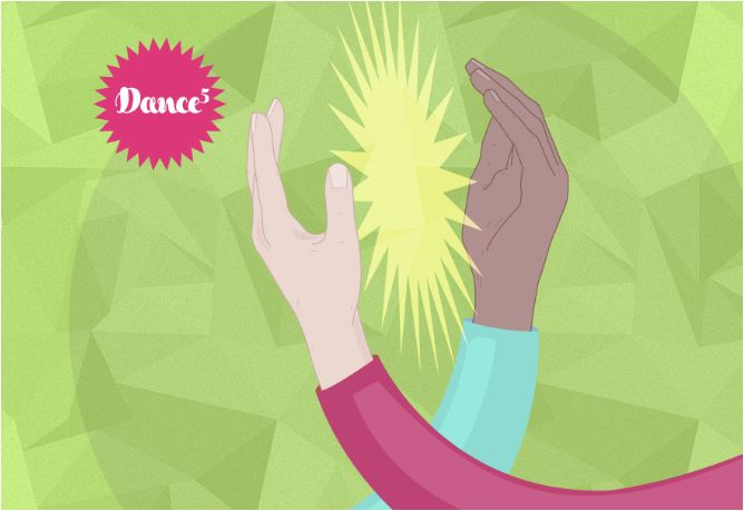 Idée 6 : le #Dance5. Un High 5 en dansant c'est possible ! Suivez le guide : http://samsungmobilefrance.tumblr.com/