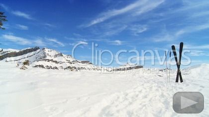Check out this Winter Symbol Snow HD Stock Footage Clip. Tracking shot made at day. Long shot. 2010-10-11, CANADA.