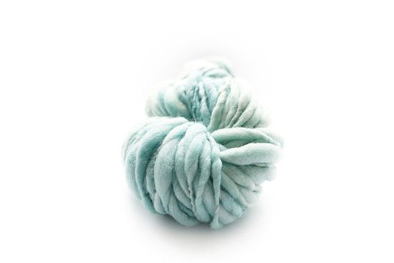Ovilab Singature Chunky Light Teal Hand-dyed by OvilabYarns