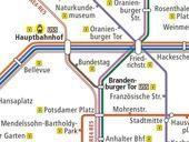 BVG-Liniennetz