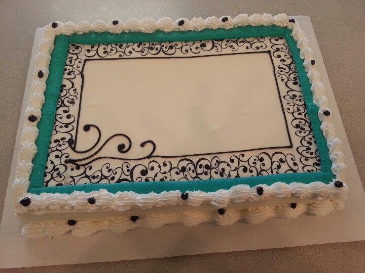 Dairy Queen Sheet Cake Designs : 17 Best images about DQ cakes on Pinterest Parks, Ice ...