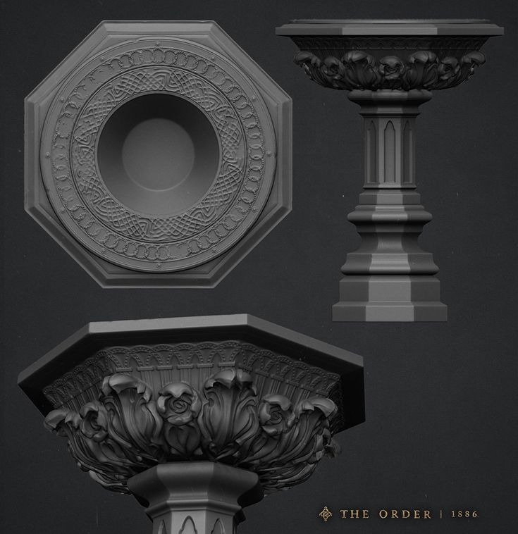 ArtStation - The Order 1886 - Basin, Hugo Beyer