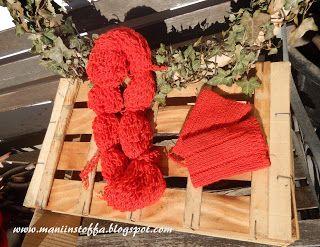 zig - zag                           : Le calze di lana della nonna.