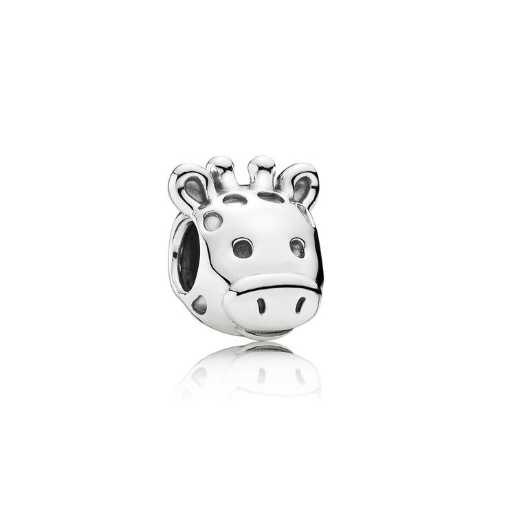 Pandora Gorgeous Giraffe Charm 791747