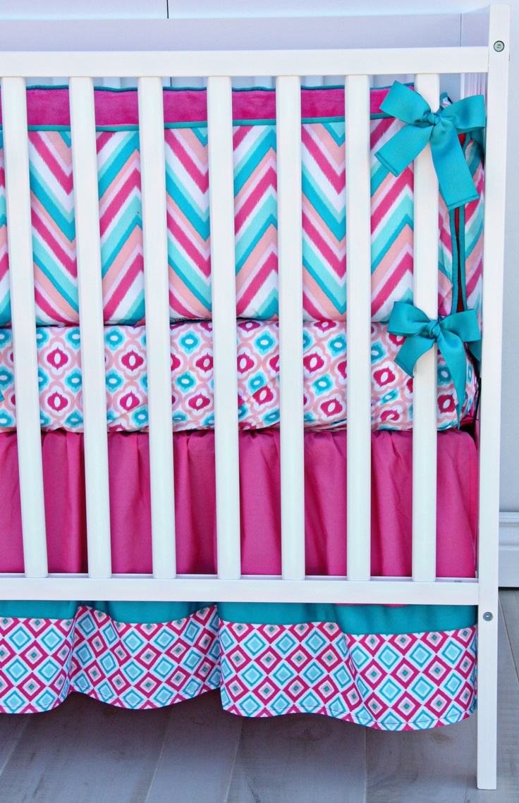 60 best Chevron Nursery images on Pinterest | Project nursery ...