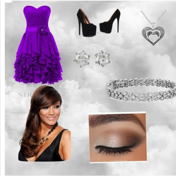 Want this to be a prom/homecoming outfit!!!