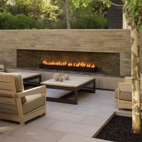 ComfyDwelling.com » Blog Archive » 34 Inspiring Outdoor Fireplaces For Your  Patio Or Backyard. Outdoor Fireplace DesignsFireplace ...