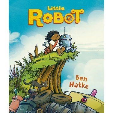 FICTION:woods, she presses a button and accidentally activates him for the first time. Now, she finally has a friend. But the big, bad robots are coming to collect the little guy for nefarious purposes, and it's all up to a five-year-old armed only with a wrench and a fierce loyalty to her mechanical friend to save the day.