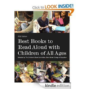 Best Books to Read Aloud with Children of All AgesAge Ebook, Book To Reading, Reading Aloud, Schools Libraries, Librarians Stuff, Kids Book, Books To Read, Children Book, Children Literature
