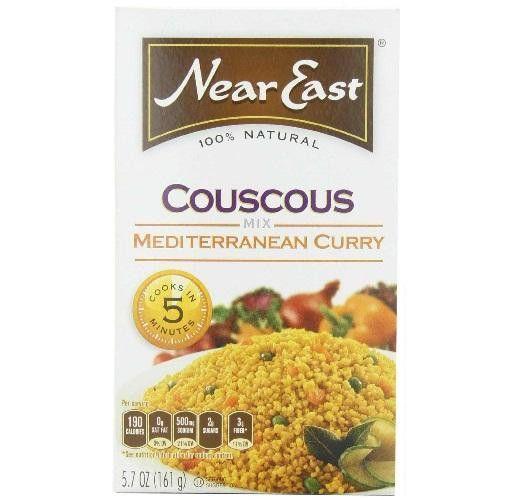 Near East Mediterranean Curry Couscous (12x5.7 Oz)