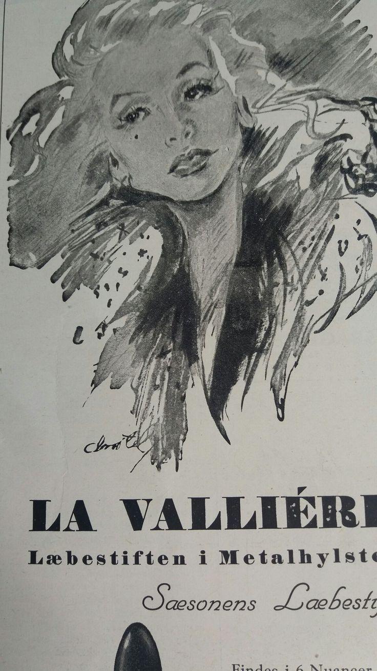 Christel 1945 Reklame