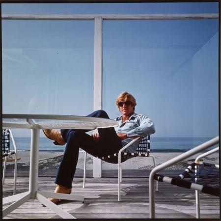 Robert Redford ~ Photo by Annie Leibovitz