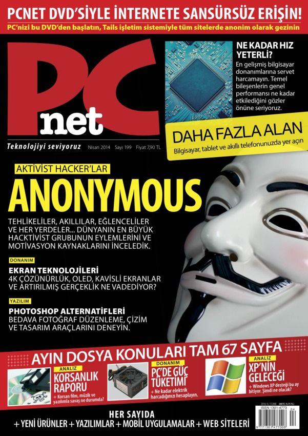 PCnet - April 2014 : *Nesnelerin interneti *Haberler *Selim Şumlu