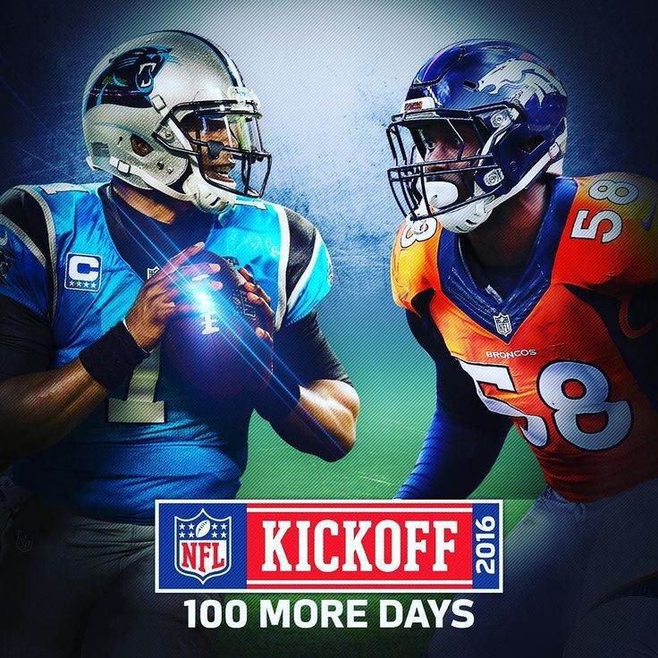 #Repost @panthers Just 100 days away from the start of the 2016 season. #KeepPounding  #sports #sport #active #fit #football #ball #balls #fun #game #games #crowd #fans #play #playing #player #field #green #grass #score #action #kick #throw #pass #kickoff #panthers #broncos