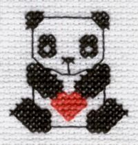 I love Panda Bears! free panda bear pattern