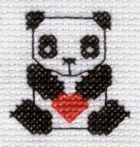 I love Panda Bears! free panda bear pattern