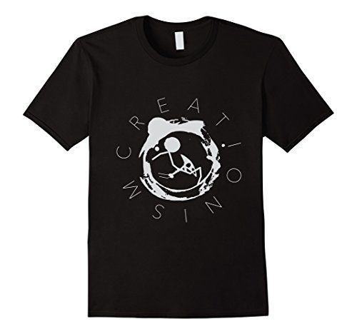 Creationism Proof T-Shirt  Black Humor Worthy 100% Cotton Imported Machine wash cold with like colors, dry low heat Creationism Vs evolution facts for the people who believe in it. This creationism t-shirt is great value for all creationism and evolution kids Lightweight, Classic fit, Double-needle sleeve and bottom hem