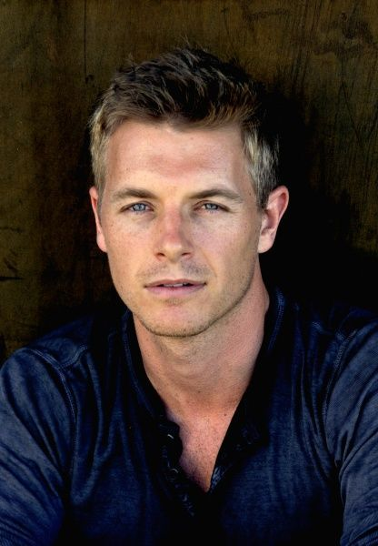 Rick Cosnett as Detective Eddie Thawne, a/k/a Eobard Thawne/Professor Zoom on the upcoming CW series the Flash...