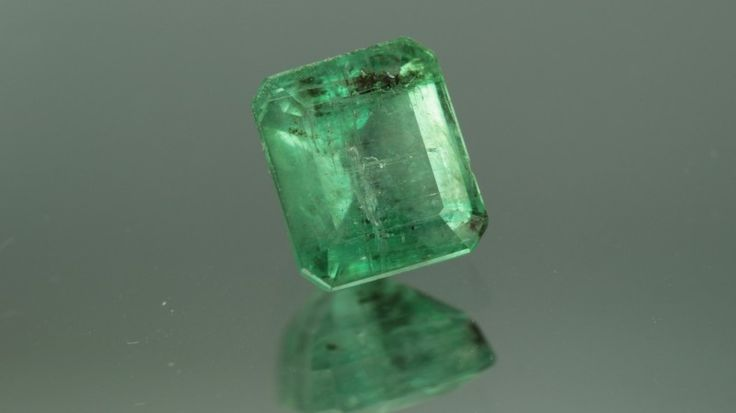 2.31 ct ZAMBIAN EMERALD - LARGE AND BEAUTIFUL!