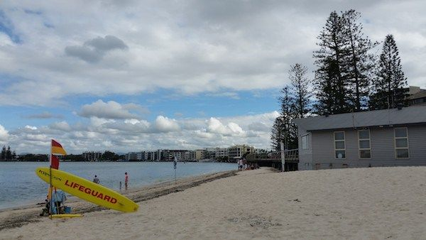Want to escape to a relaxed city beach in Queensland? One of our favourite spots is Bullcock Beach in Caloundra. #queensland #beachlife