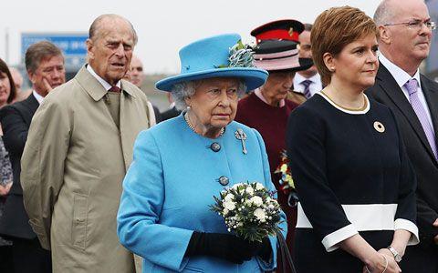 La Reina Isabel II expresó sus condolencias por sismo en México
