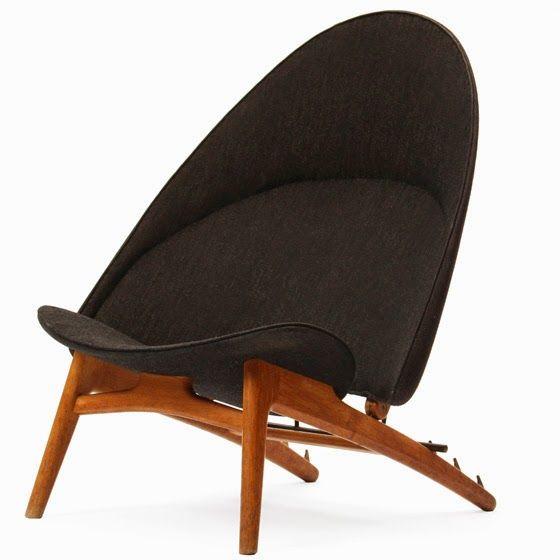Clásicos del diseño. Silla Tub / Hans Wegner