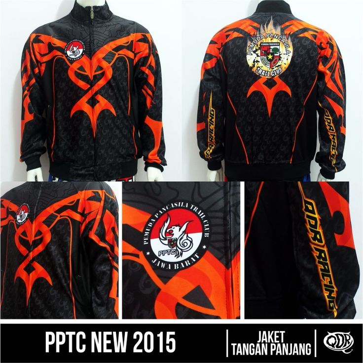 Jaket PPTC PPTC new 2015 Sublimation Print  By. Qita Design