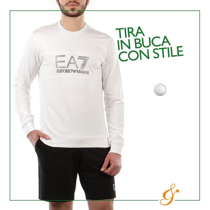 Come scegliere il giusto outfit per giocare a golf? Guarda i nostri suggerimenti ! www.leaeflo.com