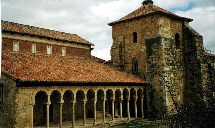 Monasterio de san miguel de escalada arquitectura for Arquitectura mozarabe