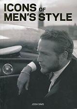 Icons of Mens Style (Mini),PB,Josh Sims - NEW
