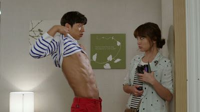 """""""this guy's abs are like chocolate!"""" I had high hopes for this drama. (Big)"""