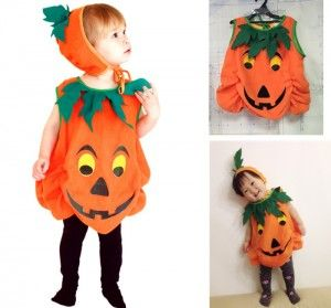 -手作りハロウィン仮装のアイデア