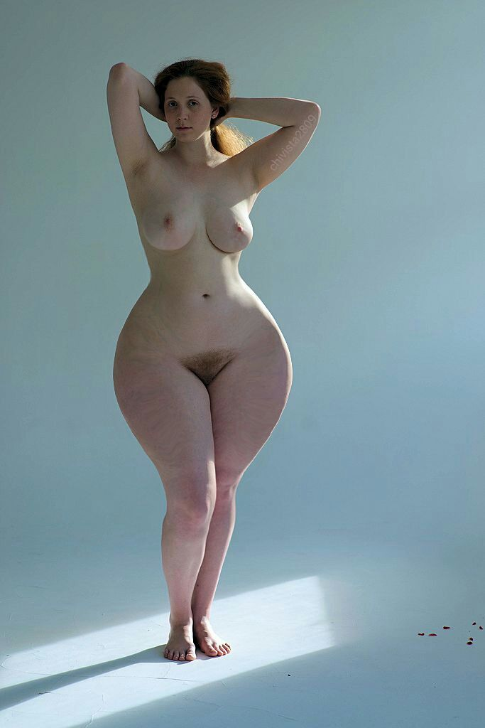 With you Chubby nude girls with apple shape