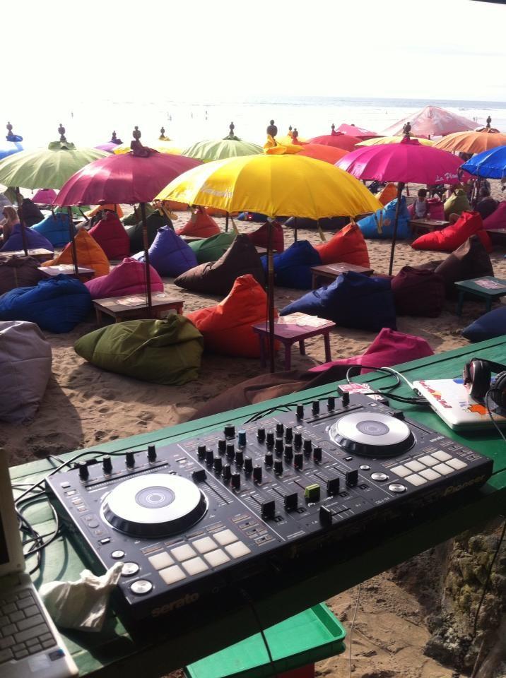 La Plancha Beach Club, Bali