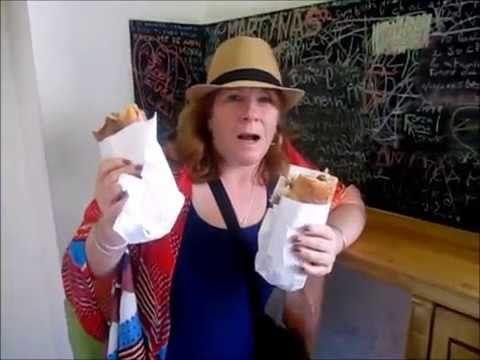 My Rome budget eats - YouTube