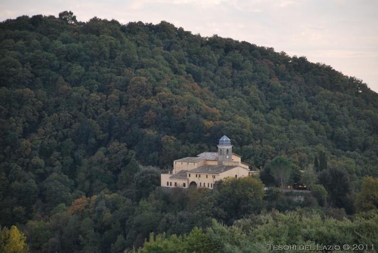 Campagnano Romano (Roma) - Santuario della Madonna del Sorbo - Photo M. Pesci (10-2011) - © All rights reserved - Tesori del Lazio