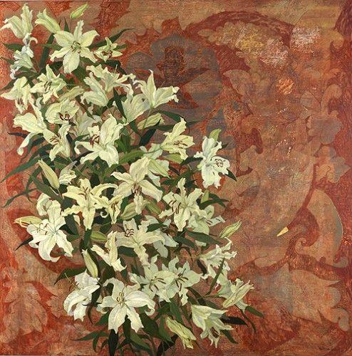 40 Lilies - Victoria Crowe