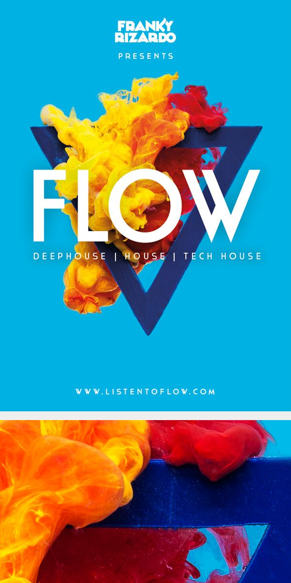 Flow campaign on Behance