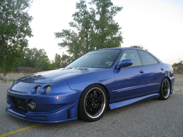 My old 96 Integra GSR | Rides | Pinterest