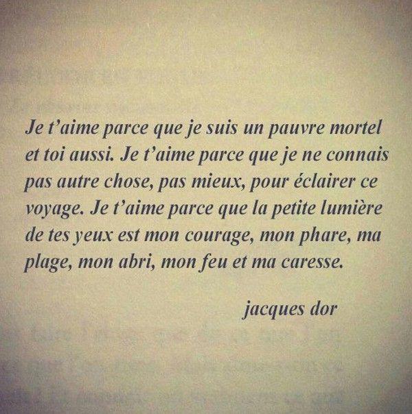 Jacques Dor