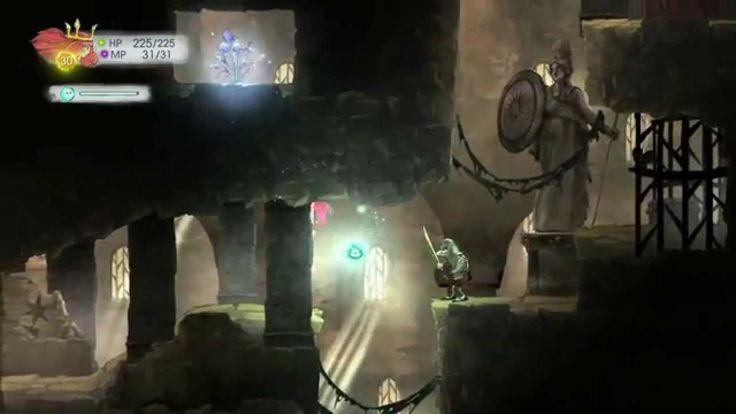 Child of Light - Kategida Kindred Trophy [PS4 Gameplay HD]