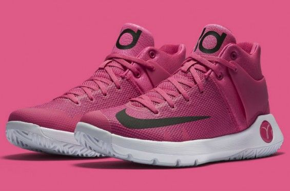 http://SneakersCartel.com An Official Look At The Nike KD Trey 5 IV Kay Yow #sneakers #shoes #kicks #jordan #lebron #nba #nike #adidas #reebok #airjordan #sneakerhead #fashion #sneakerscartel
