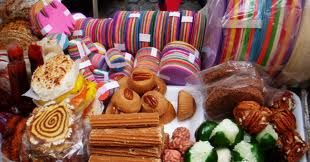 Mexican sweets
