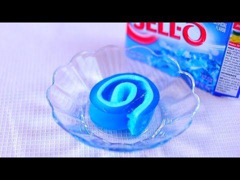 Easy Marshmallow JELL-O Pinwheels Recipe