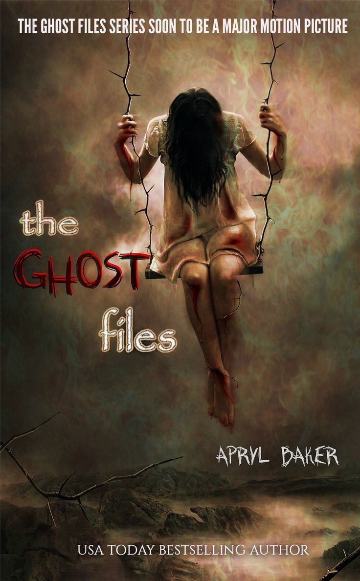 Daily Bargain: Download The Ghost Files By Apryl Baker For Free! This Young  Adult