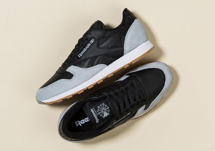 "Kendrick Lamar and Reebok are back with a new collaboration known as the Reebok Classic Leather ""Perfect Split"" Collection…"